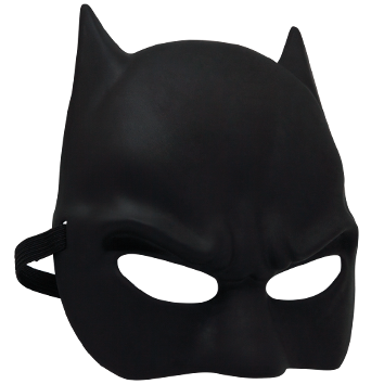 "<span style=""color:#e1132a;""> Masque Batman </span>"